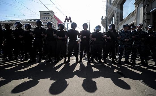 Сотрудники правоохранительных органов, 2012 год