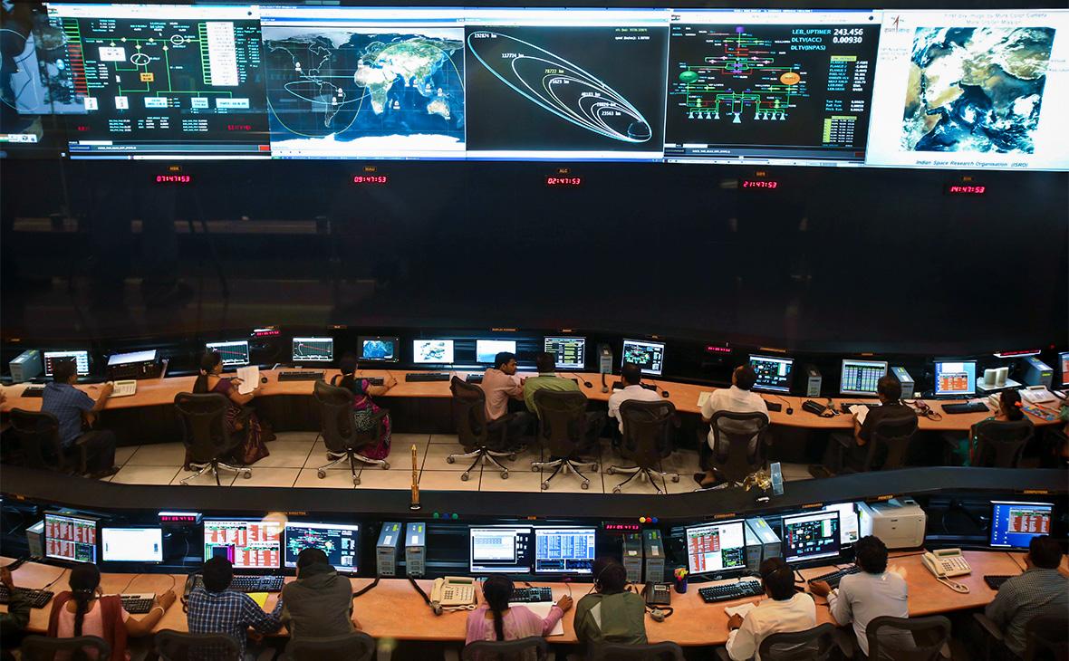 Индийская организация космических исследований (ISRO)