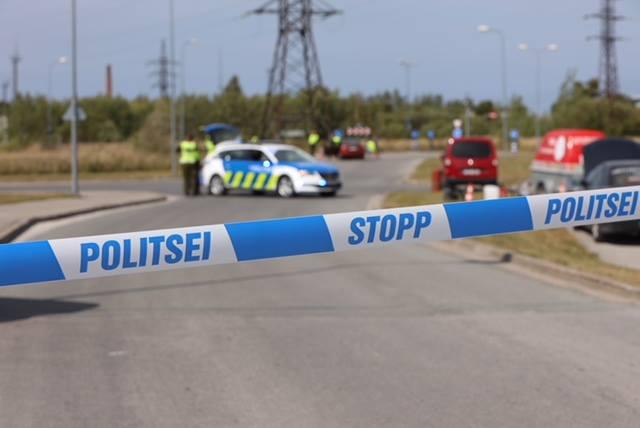 Фото: страница полиции Эстонии в Facebook