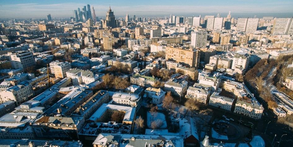 30 лет «золотой миле»: как Остоженка стала самым дорогим районом Москвы