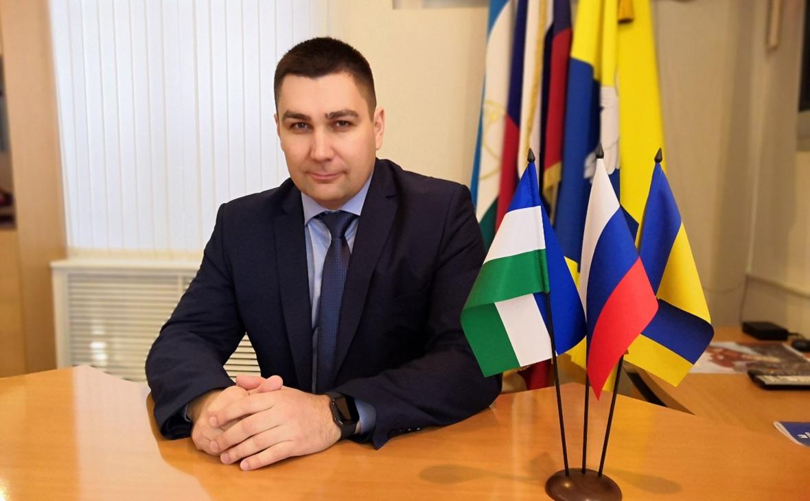 Руслан Гизатуллин.