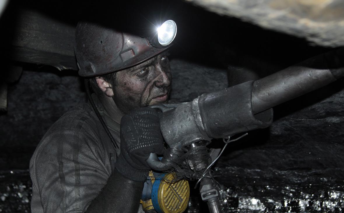 Картинки угля и шахтеров