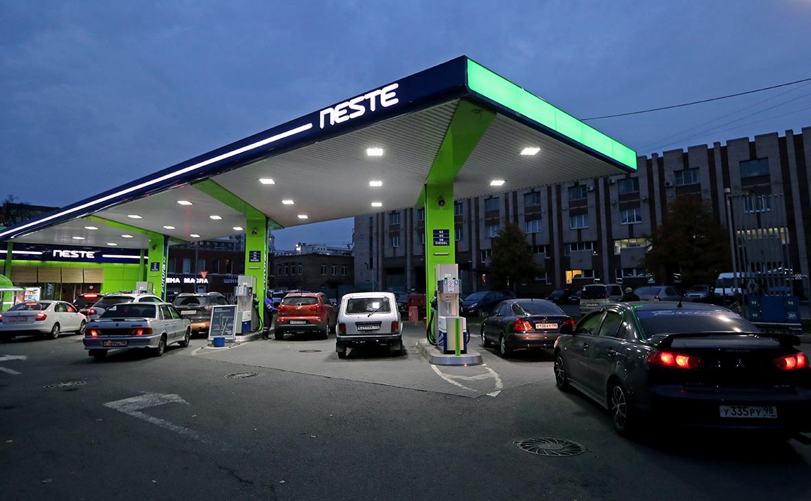 «Татнефть» купила у финской Neste сеть из 75 АЗС и