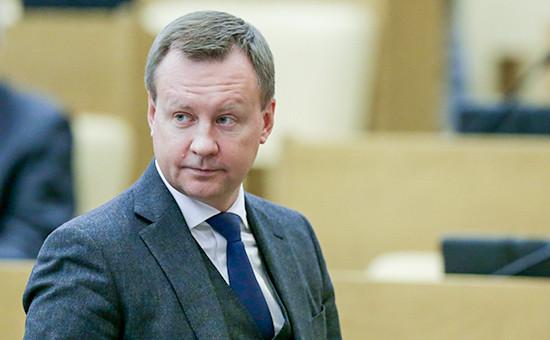 Член комитета Госдумы побезопасности ипротиводействию коррупции Денис Вороненков
