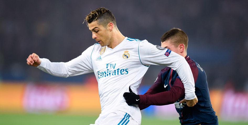 «Реал» и «Ливерпуль» вышли в четвертьфинал Лиги чемпионов