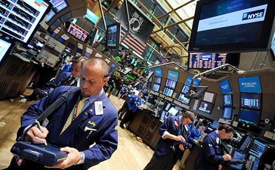 РаботаНью-Йоркской фондовой биржи