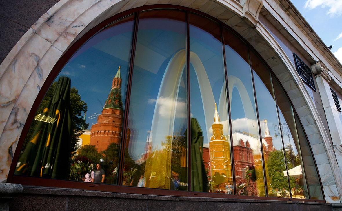 McDonald's сообщил о росте мировых продаж на фоне отставки гендиректора