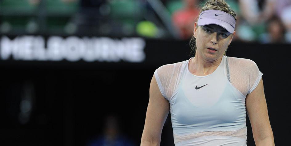 Мария Шарапова снялась с крупного турнира в Дубае