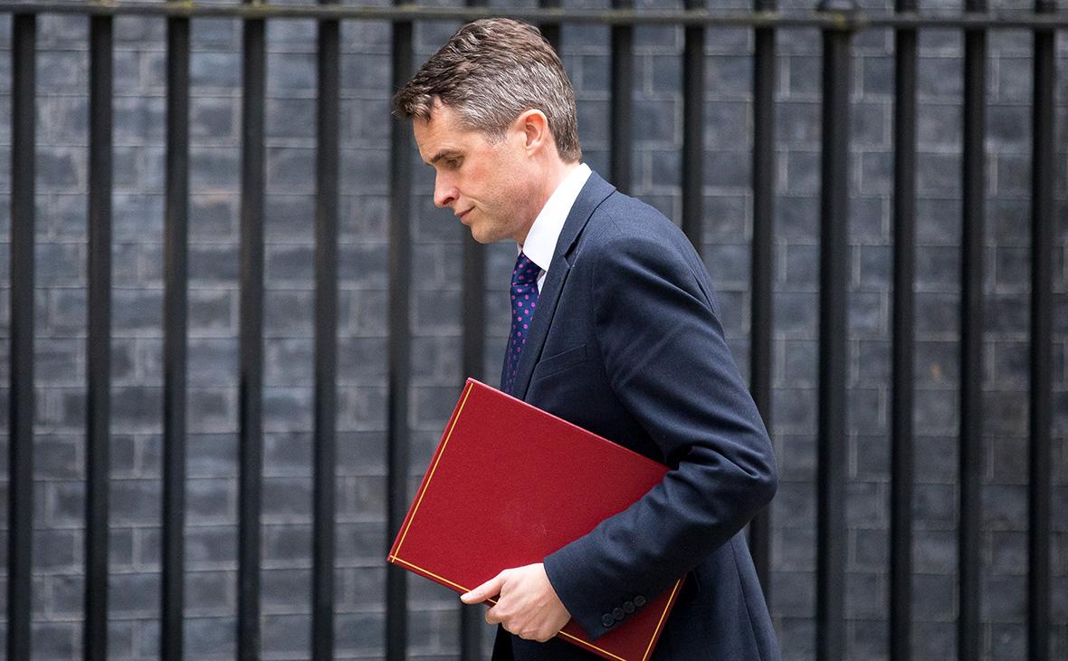 Британский министр обороны призвал Кремль «не быть проблемой в Сирии»