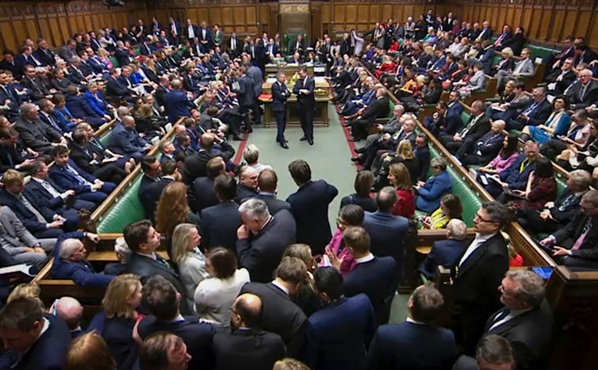 Фото: House of Commons via AP