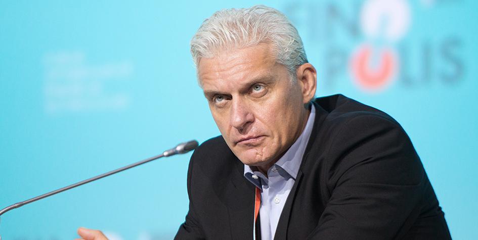 Председатель совета директоров «Тинькофф Банка» Олег Тиньков