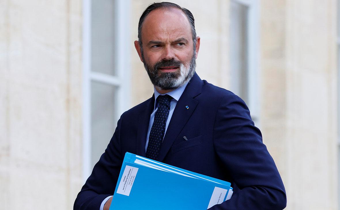 Премьер-министр Франции Эдуар Филипп ушел в отставку