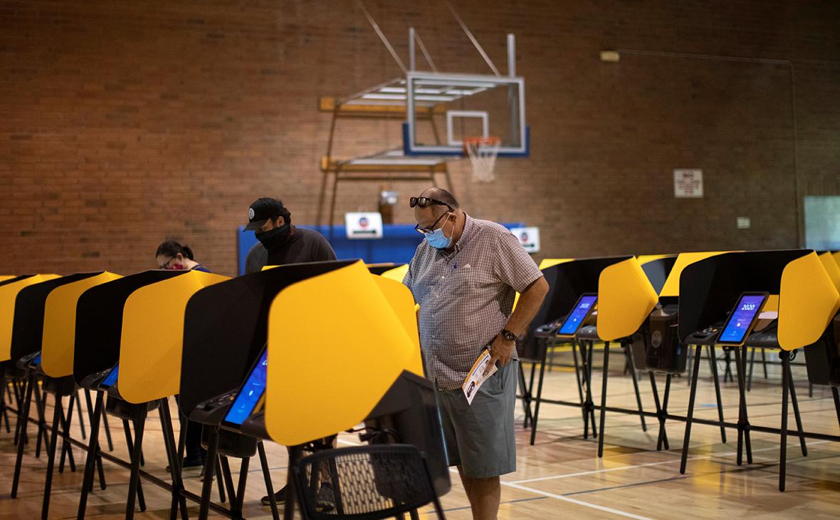 Выборы президента США. Главное