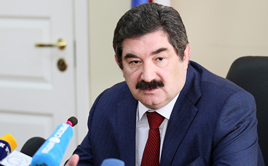 Вице-президент РЖД Петр Кацыв