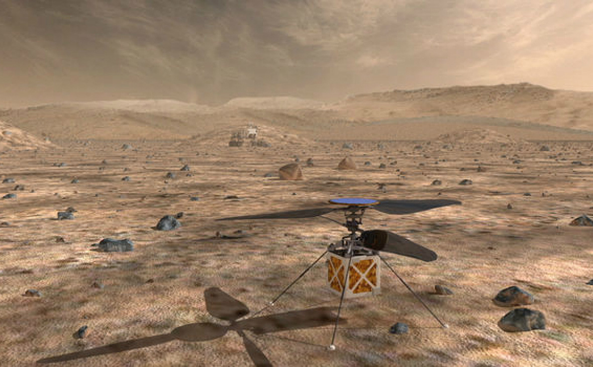 Фото:JPL-Caltech / Zuma / Global Look Press