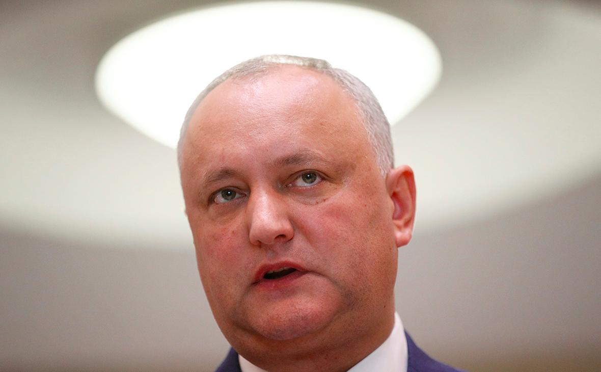 Додон заявил о готовности дать Приднестровью «довольно большую автономию»