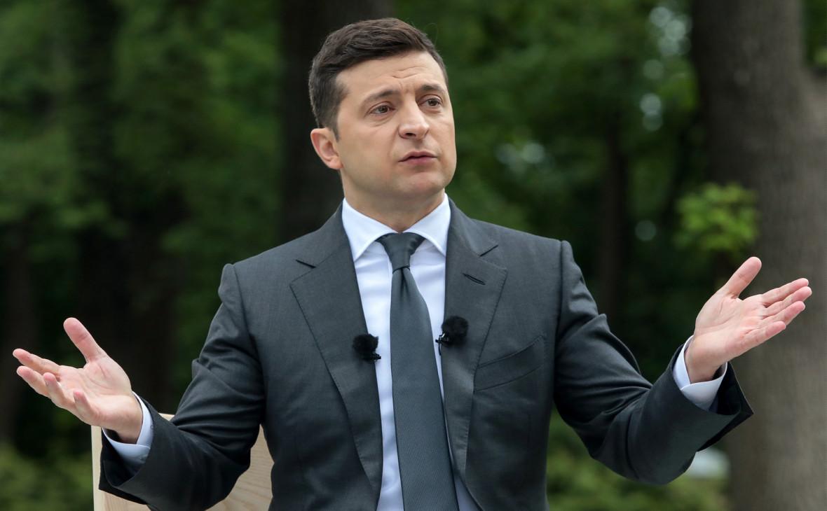 На Зеленского составили протоколы из-за нарушений в декларации