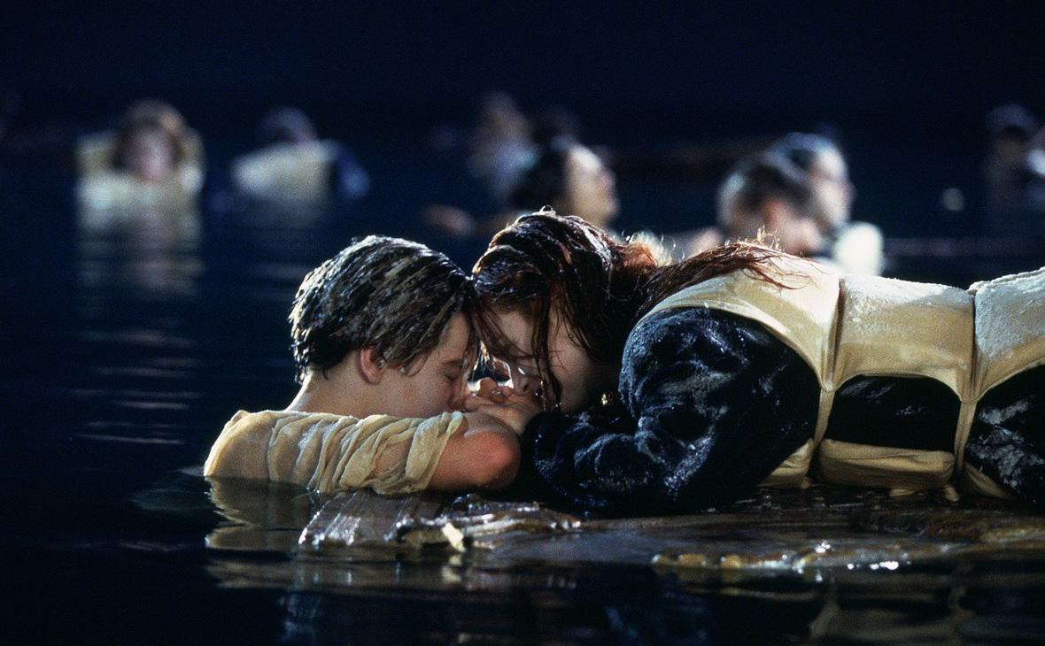 Фото:кадр из фильма «Титаник»