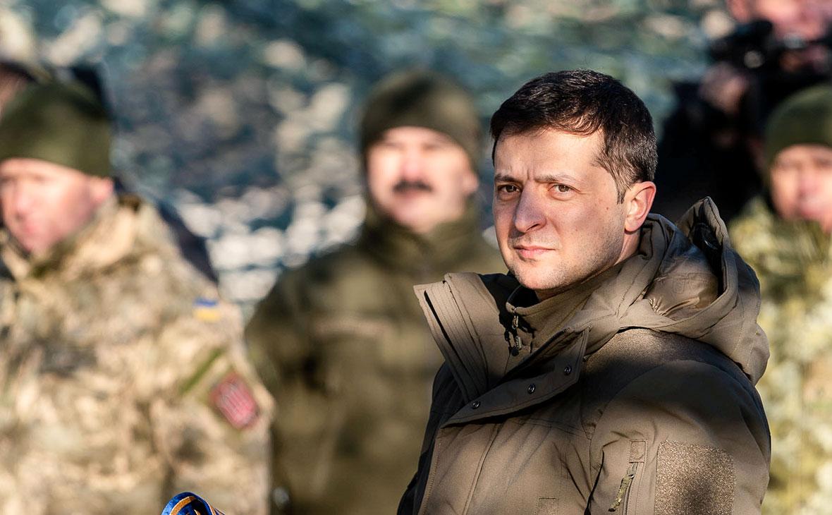 Зеленский на два года понизил возраст срочного призыва в армию