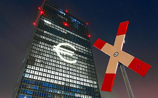 Штаб-квартира Европейского центрального банка, Германия