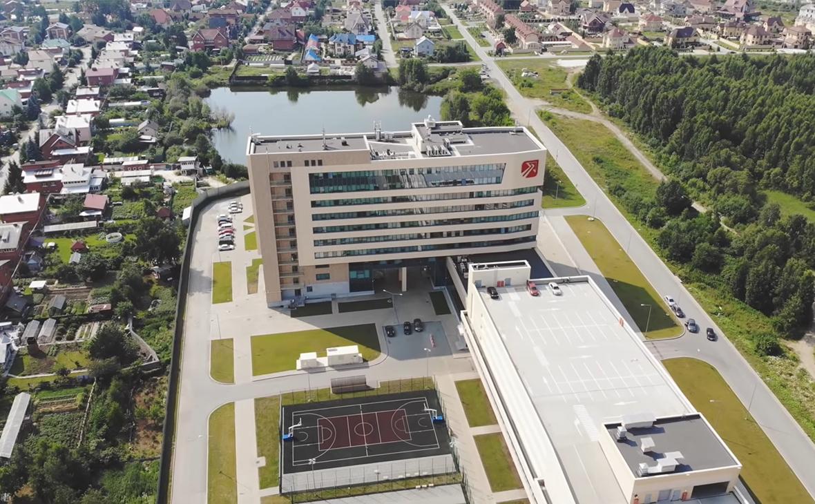 Головной офис «СКБ Контур» в Екатеринбурге
