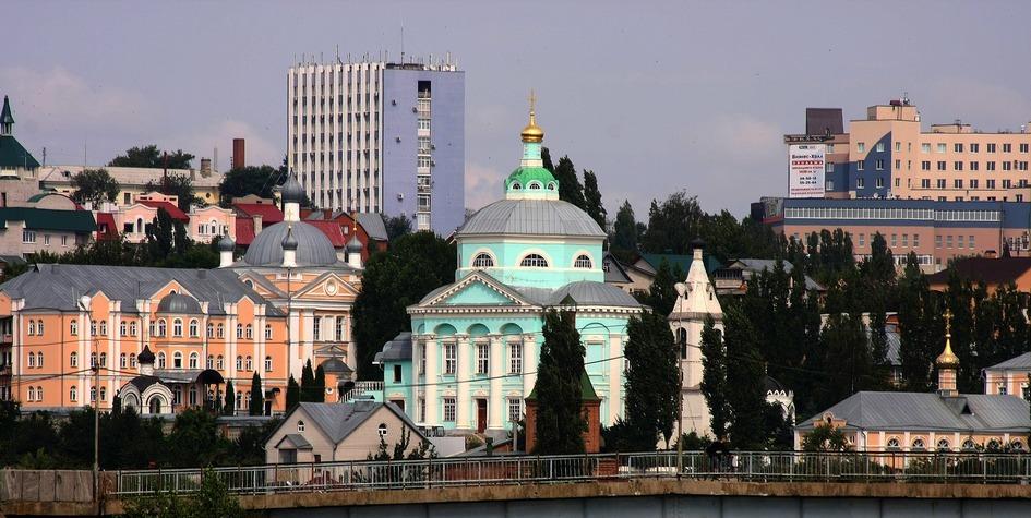 Виды Воронежа
