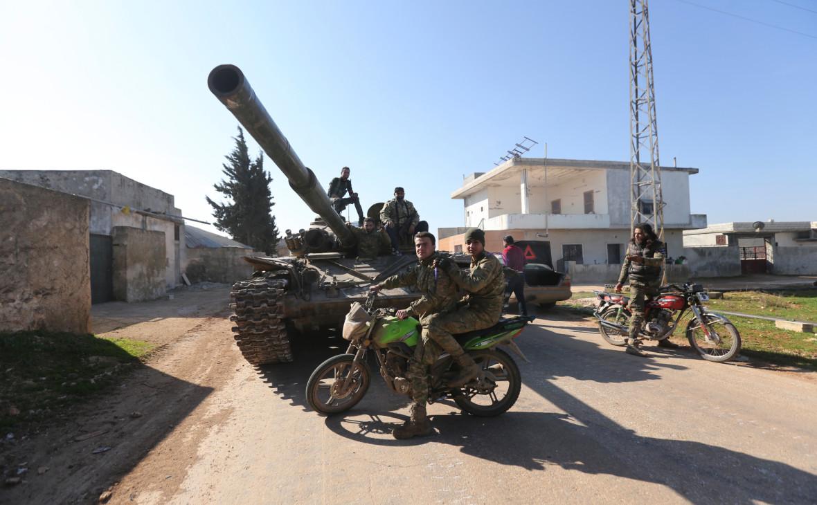 Турецкие военные сообщили об уничтожении 56 сирийских солдат