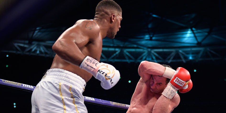 Рябинский объявил о бое-реванше между Кличко и Джошуа