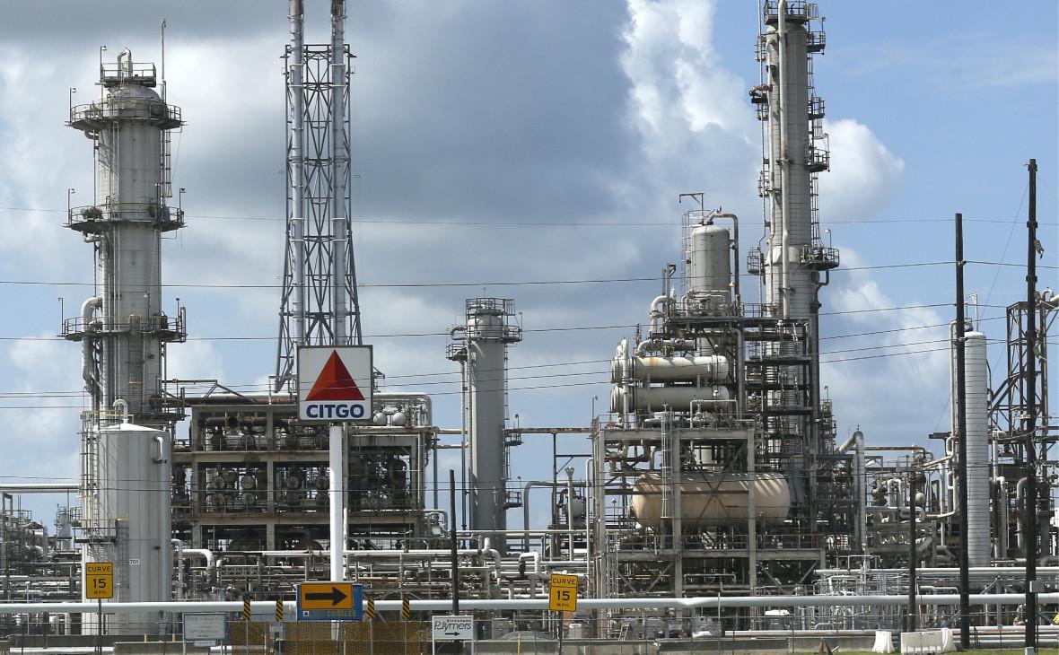 Завод Citgo в штате Луизиана, США