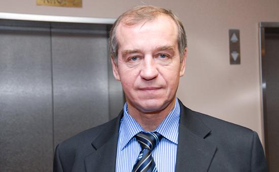 Кандидат от КПРФ Сергей Левченко. Архивное фото