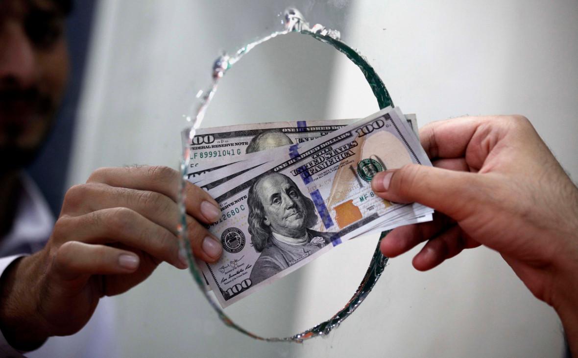 ЕЦБ заявил о минимальной за 20 лет доле доллара в международных резервах
