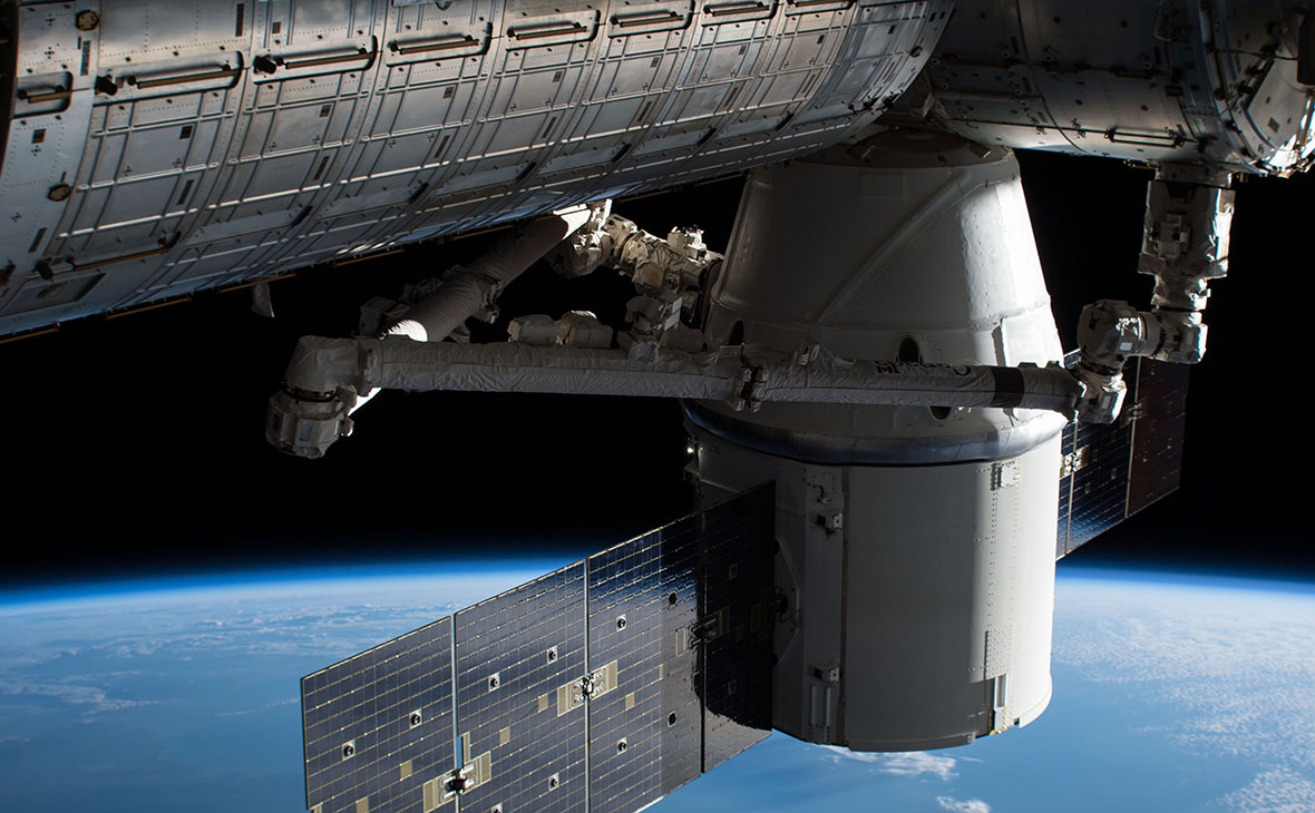 Фото: NASA / Zuma / Global Look Press