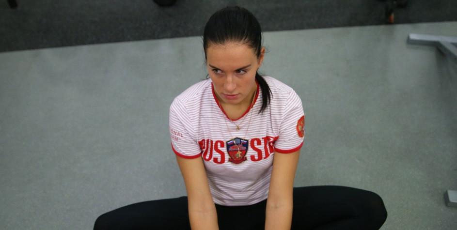 Бывшая фристайлистка сборной России Мария Комиссарова
