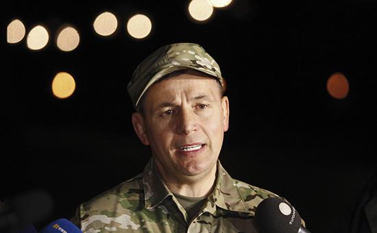 Новый глава Управления государственной охраны Украины Валерий Гелетей