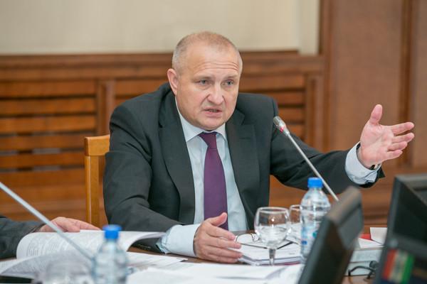 В Новосибирской области выбрали нового бизнес-омбудсмена