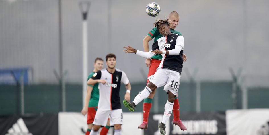 «Локомотив» обыграл «Ювентус» в Юношеской лиге УЕФА