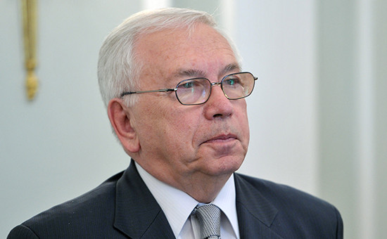 Экс-омбудсмен, один из основателей «Яблока», Владимир Лукин