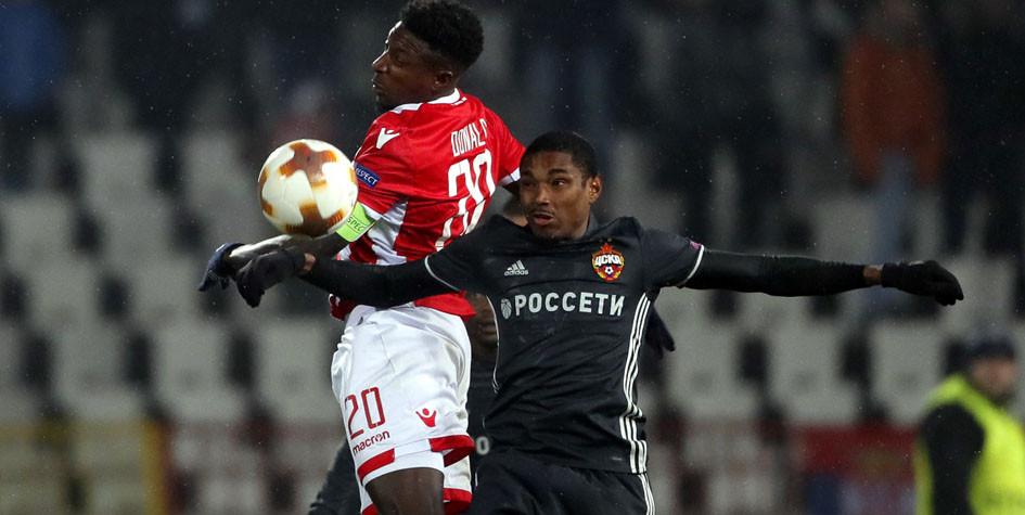 УЕФА открыл дисциплинарное дело против ЦСКА