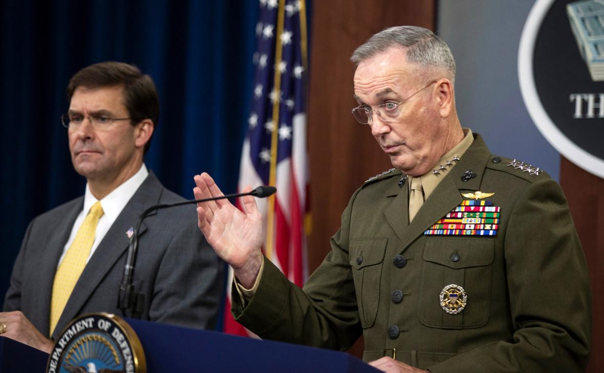 Пентагон признал невозможность систем ПВО отразить атаку на Saudi Aramco