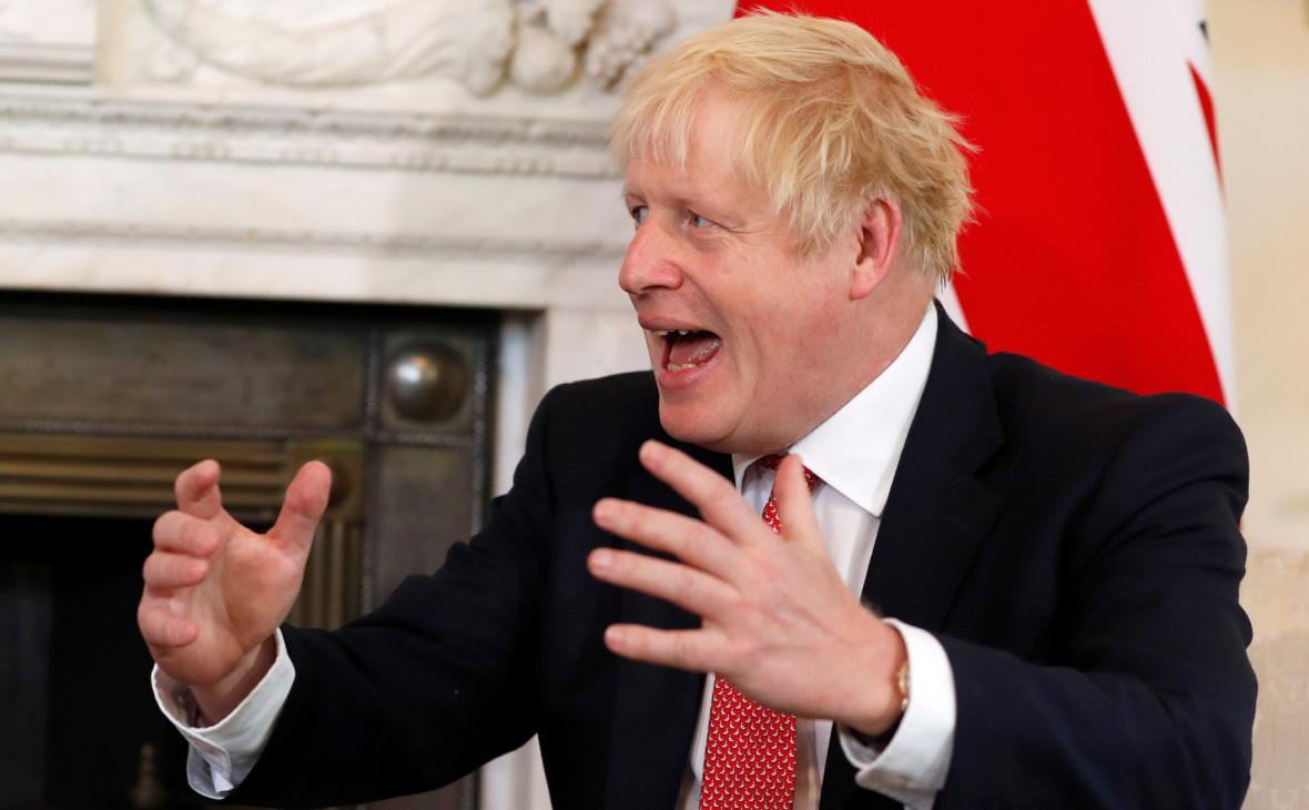 Джонсон предложил заключить новую ядерную сделку с Ираном