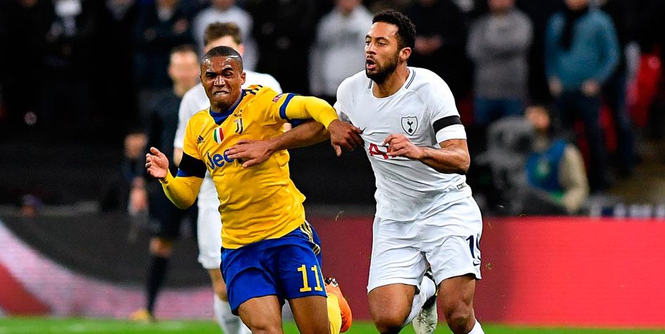 Два гола за три минуты вывели «Ювентус» в четвертьфинал Лиги чемпионов