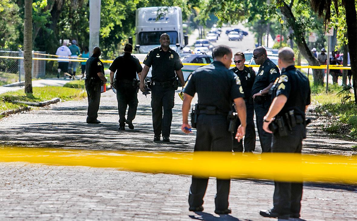 Во Флориде погибли все взятые в заложники дети
