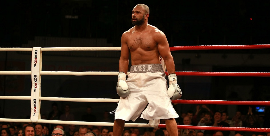 Экс-чемпион мира по боксу в четырех весовых категориях Рой Джонс-младший