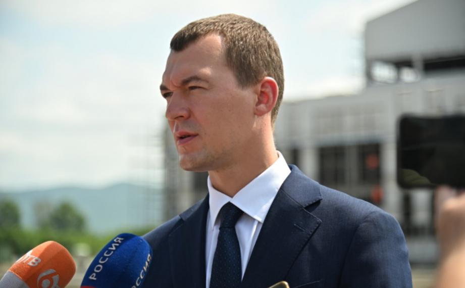 Фото:Вячеслав Реутов / khabkrai.ru
