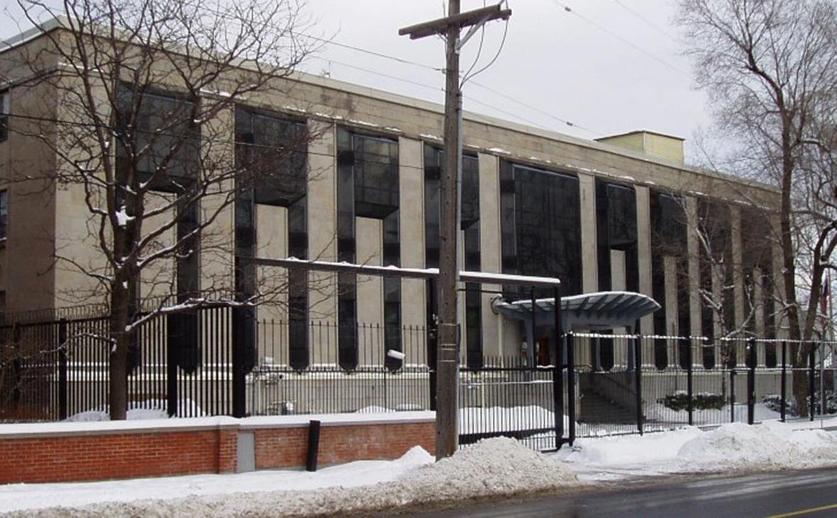 Посольство Российской Федерации в Оттаве, Канада