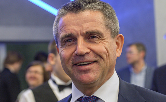 Владимир Маркин