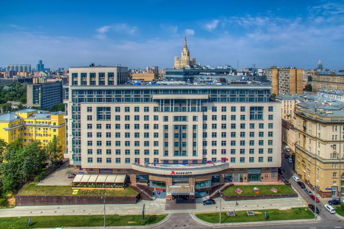 Комплекс апартаментов с гостиничным сервисом «Звезды Арбата»