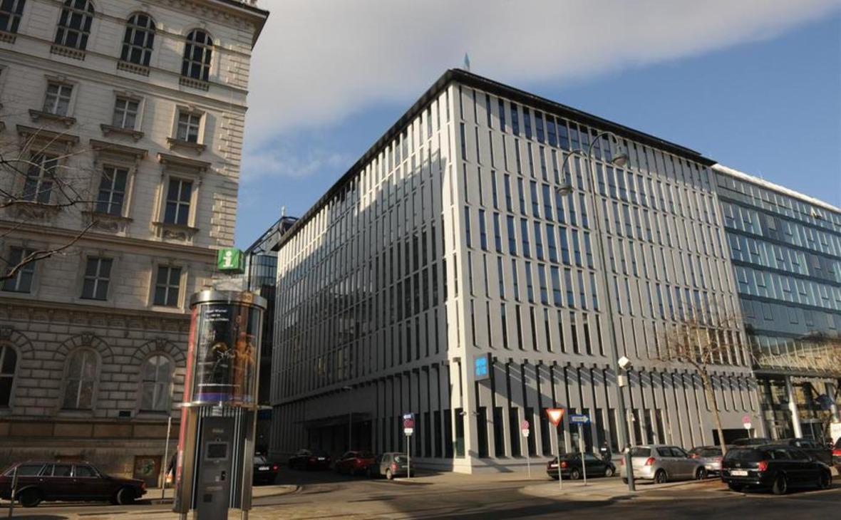 Штаб-квартираОПЕК в Вене