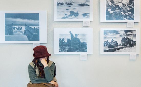 Фотографии выставки «Триумф итрагедия Второй мировой войны»