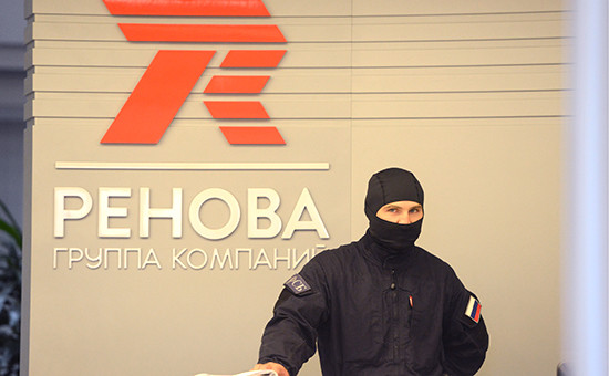 Обыски вкомпании «Ренова»